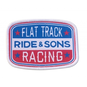 Ride & Sons Dirt Track Patch