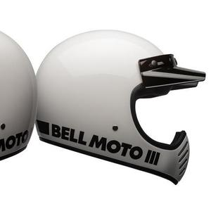 Bell moto3 - White