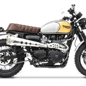 Triumph Scrambler High Mounted Short Full Kit [20%세일]