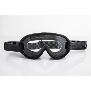 [에텐] Ethen Scrambler goggle<br>04 Check Black/Grey