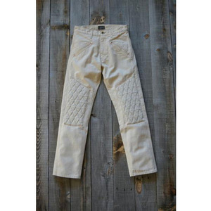 Speed Freak Garments Scramble Trouser - Natural White