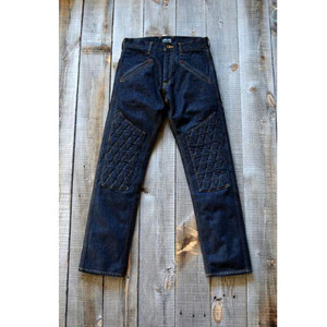 Speed Freak Garments Scramble Trouser - Indigo Denim