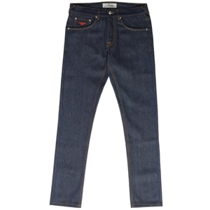 [엘솔리타리오] El Solitario ES-1<br>Tappered Raw Selvedge Denim