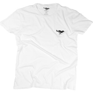 El Solitario Basic T Shirt - White 30%세일