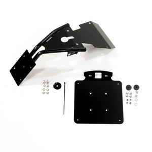 Unit Garage Plate Holder High RnineT