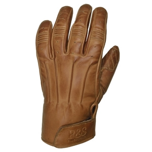 Ride & Sons Worker Leather Glove - Cognac