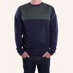 Kytone Quilt Green/Navy
