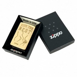 Kytone Zippo Brass Ride The Best