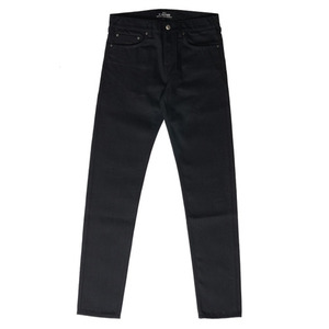 [엘솔리타리오] El Solitario<br>Imposter 13.oz Selvedge Denim Black