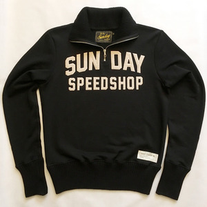 Sunday Speedshop<br>Sweater [1940's Motorcycle]
