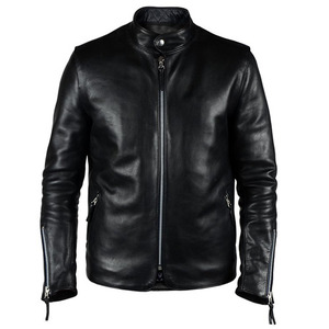 [엘솔리타리오] El Solitario Kraken Leather Jacket