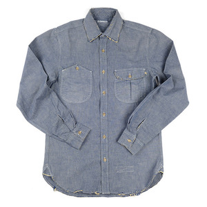 [엘솔리타리오] El Solitario Jefe Selvedge Chambray<br>60oz -5,000 miles-