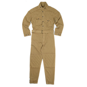[엘솔리타리오] El Solitario<br>The Bonneville Coverall - Khaki