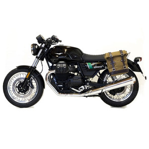 [유닛개러지] Unit Garage Side<br>Pannier Bag Moto Guzzi V7/V7II/V7III<br>모토구찌 사이드백