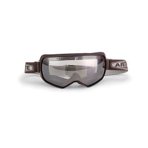 [아리에테]Ariete Feather Goggles<br>Brown / Brown