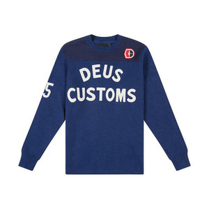 [데우스]DEUS EX MACHINA<br>Moto X Knit [30%할인]