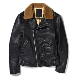 [데우스] DEUS EX MACHINA<br>Nail Leather Jacket