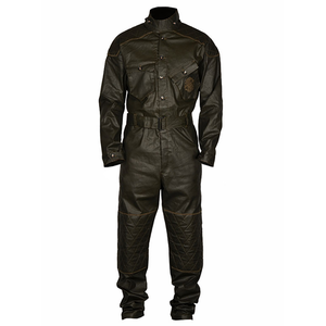 [엘솔리타리오] El Solitario<br>Bonneville Coverall Forest Green