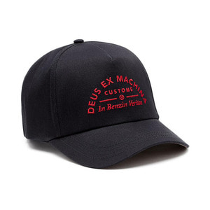 [데우스]DEUS EX MACHINA<br>Benzin Trucker - Navy<br>[40% 시즌오프]