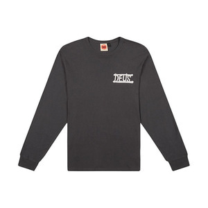 [데우스]DEUS EX MACHINA<br>My Beach LS Tee - Washed Black<br>[40% 시즌오프]