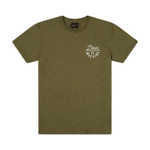 [데우스]DEUS EX MACHINA<br>Poppy Tee - Leaf Marle<br>[40% 시즌오프]