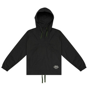 [데우스]DEUS EX MACHINA<br>Deckard Packable Anorak<br>Black