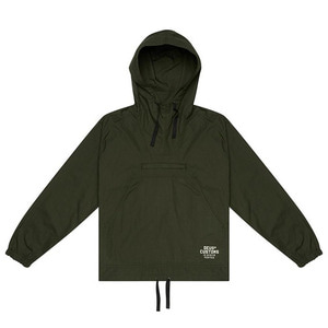 [데우스]DEUS EX MACHINA<br>Deckard Packable Anorak<br>Forest Green