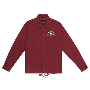 [데우스]DEUS EX MACHINA<br>Bowman Camperdown Coach<br>Sangria Red