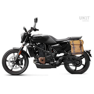 [유닛개러지] Unit Garage Side Pannier<br>Husqvarna Svartpilen 701 사이드백