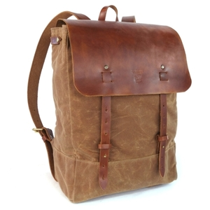Red Clouds Collective The Prescott Bag - Brush Brown 30%세일