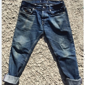 El Solitario Imposter 13.oz Selvedge Denim