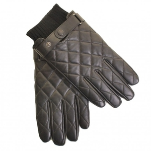 Barbour Quilted Glove