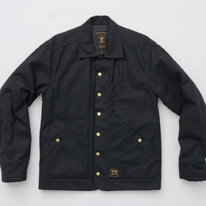 [렌치몽키스] Wrenchmonkees<br> MC Jacket - Black