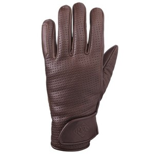 Ride & Sons Daytona Leather Gloves - Brown