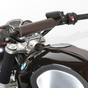 Unit Garage Handlebar Bumper Brown RnineT