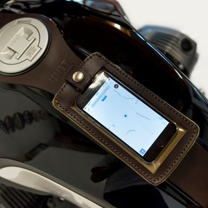 Unit Garage Tank Phone Case Brown RnineT